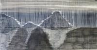 2016 - Sans titre - encre de Chine, acrylique, mine de plomb - 21x42cm