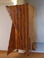 2008 - K-Vern - latex, fil de fer - 200x100x100cm - Musée Félix De Boeck - Bruxelles